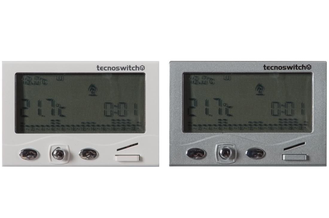Cronotermostato elettronico da incasso settimanale for Tecnoswitch cronotermostato istruzioni