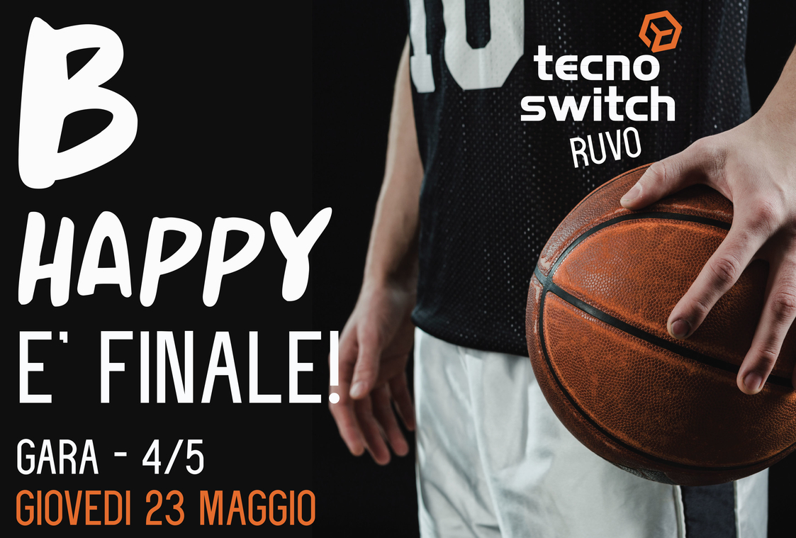 nEWS per tecnoswitch Basket
