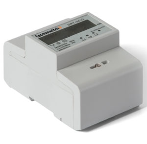 Digital electronic three phase energy meter – CE 394 DI