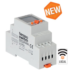 Weekly electronic digital time switch 2 channels wi-fi OR 942 DI (WI FI)